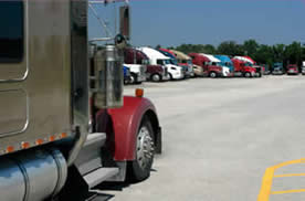 Truck Parking Services